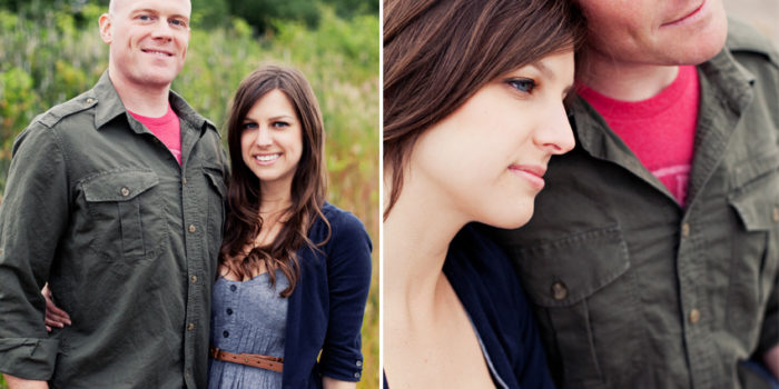 Laura + Boon {Portland Engagement Photographer}