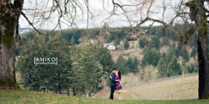 Pearl + Jay {Portland Engagement Photographers}