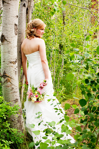 Wedding Halls Portland Oregon on Aspen Hall Bend Wedding Bride Trees