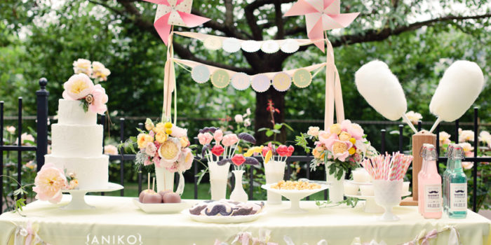 Vintage Carnival {Styled Wedding Shoot}