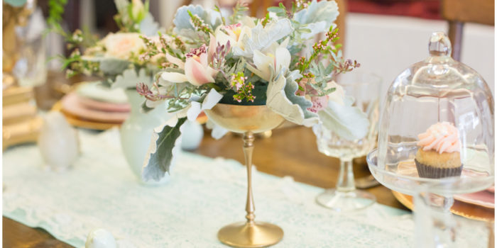 Mint and Pink Wedding Inspiration by Cloud Nine, Events & Accessories