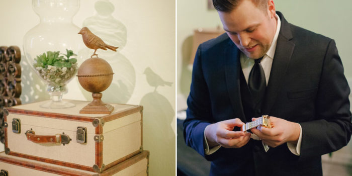 Kaile + Brandon | Elysian Ballroom Wedding :: Portland Oregon Photographers