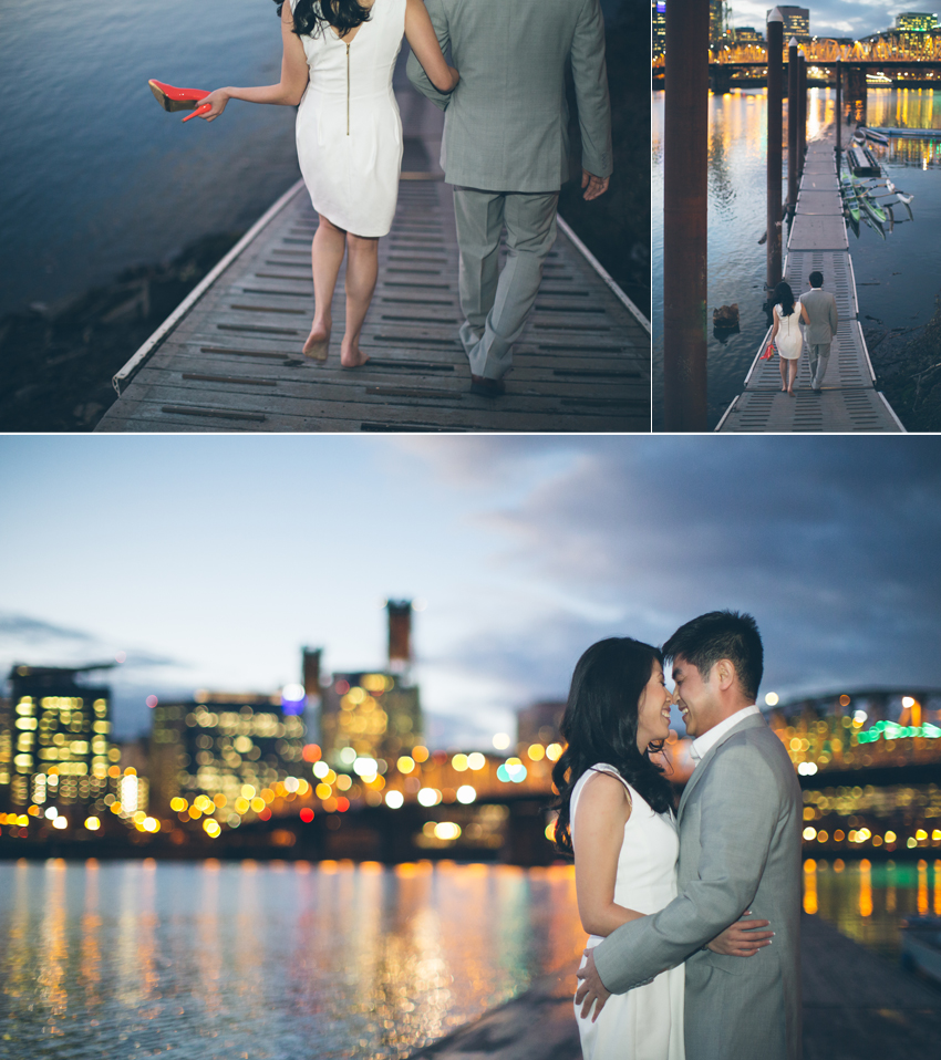 portland-downtown-waterfront-engagement-photos-night-skyline-cityscape2