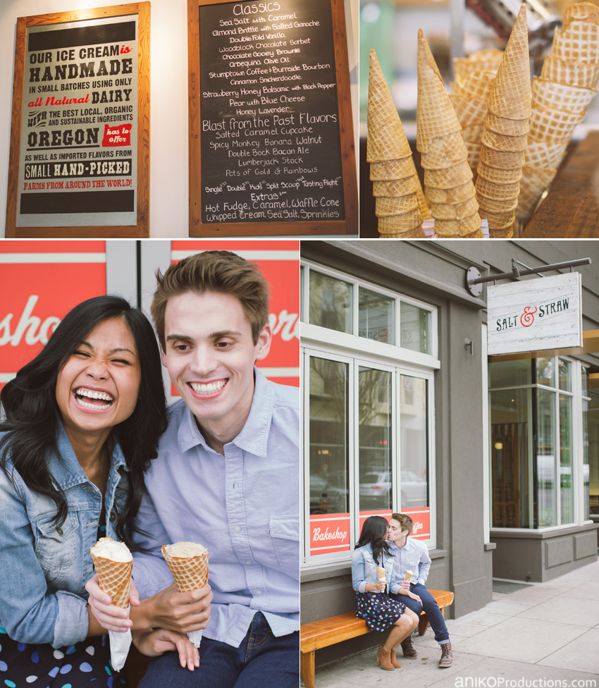 spring-blossoms-engagement-photos-portland-downtown-salt-and-straw4