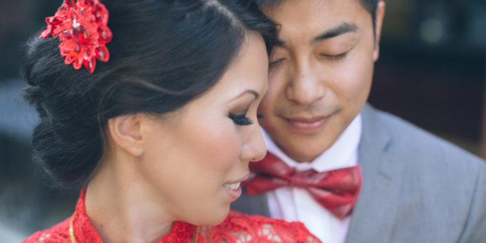Yee Chiat & Huy | Tea Ceremony + Foundry Wedding Photos