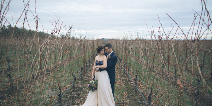 Industrial Farm-to-Table Inspired Shoot | Oregon Bride Magazine Feature