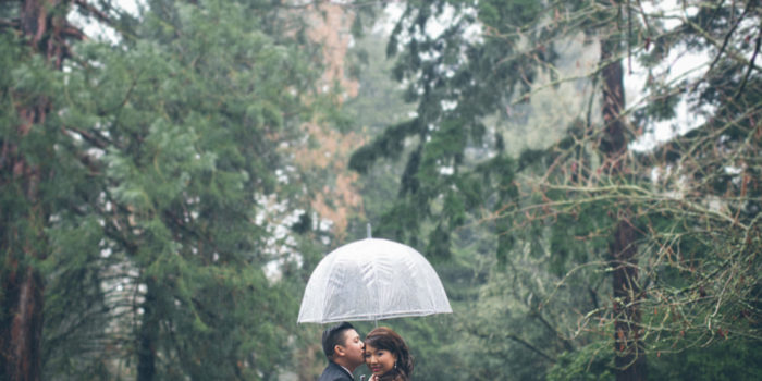 Julia & Cuong | Portland Winter Wedding at Leftbank Annex