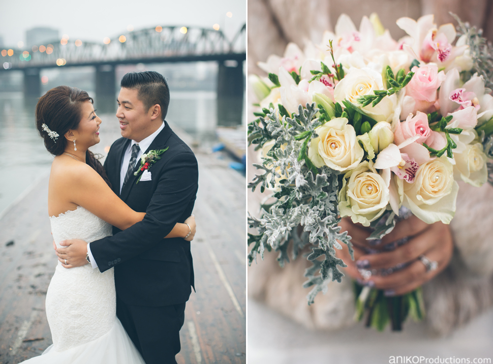 portland-wedding-photos-waterfront-hawthorne-bridge-dock-bouquet