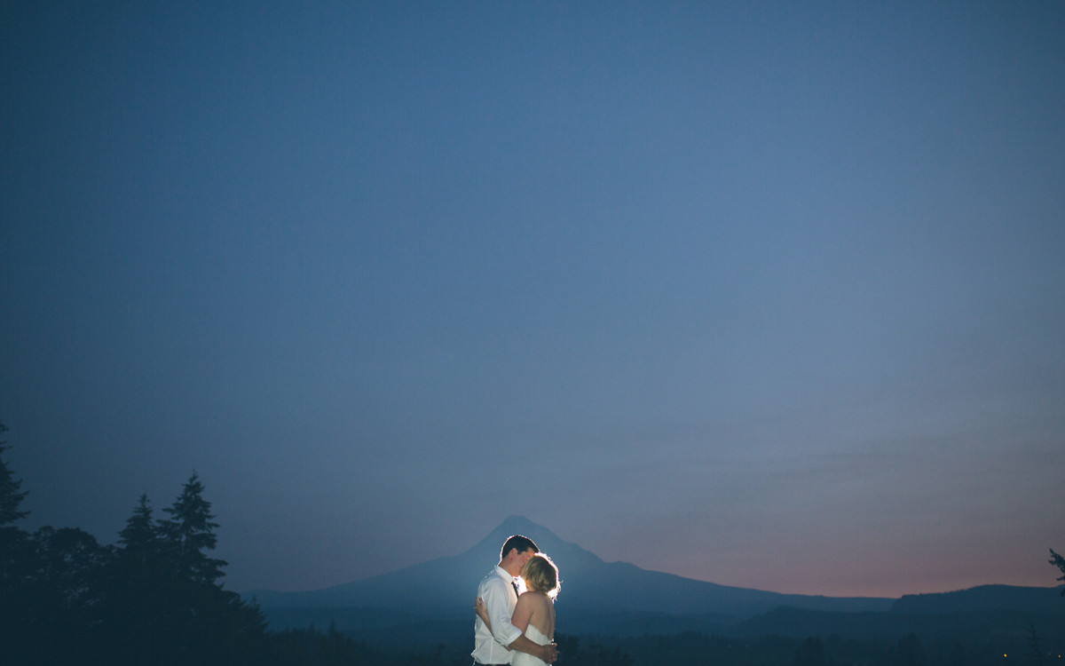Maddie & Alex | Mt. Hood Organic Farms Wedding
