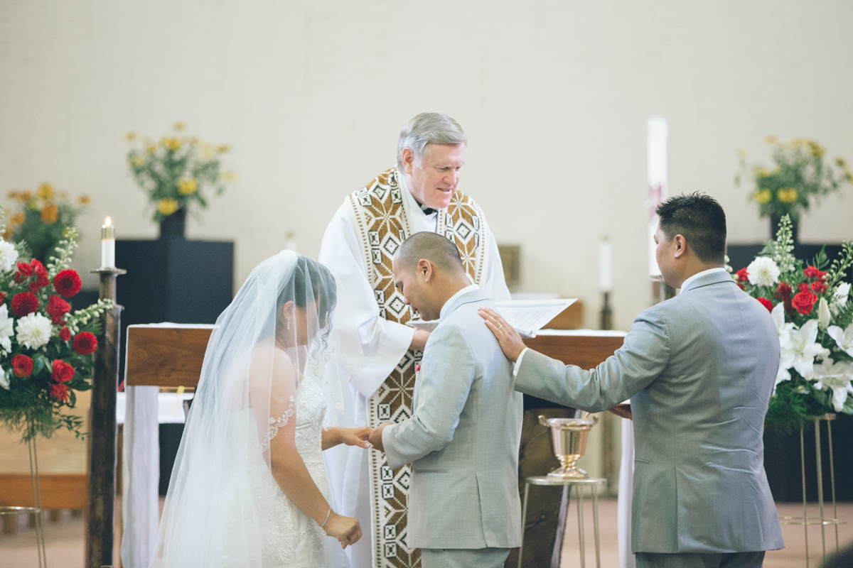 filipino catholic mass wedding ceremony