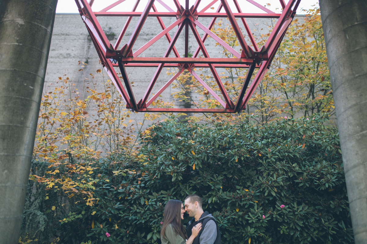 creative engagement photos portland