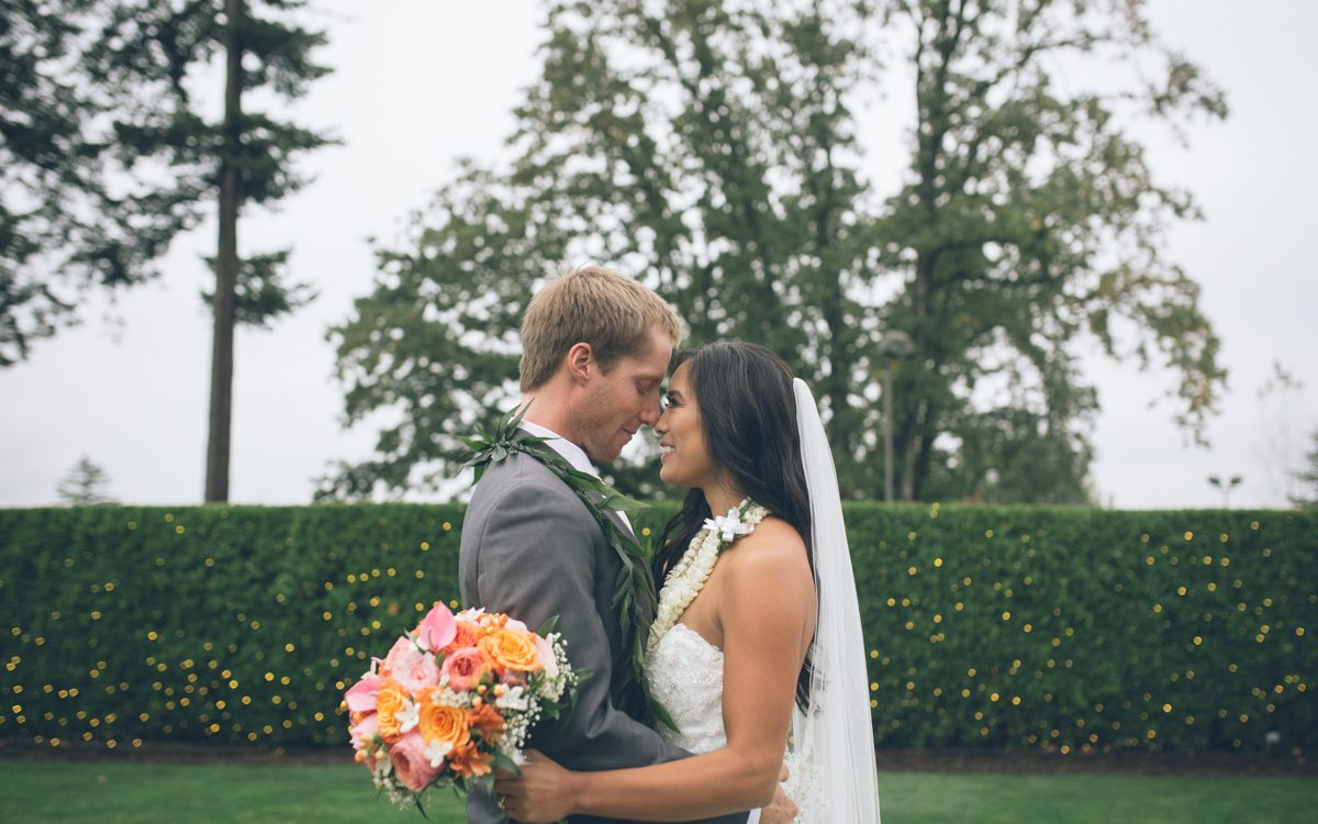 oregon wedding at the aerie eagle landing