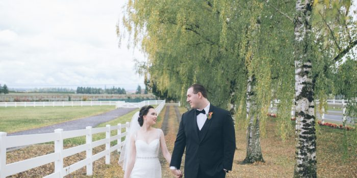 langdon farms oregon wedding pictures