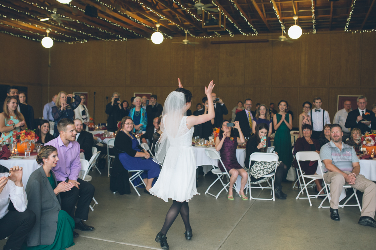 traditional irish wedding dance