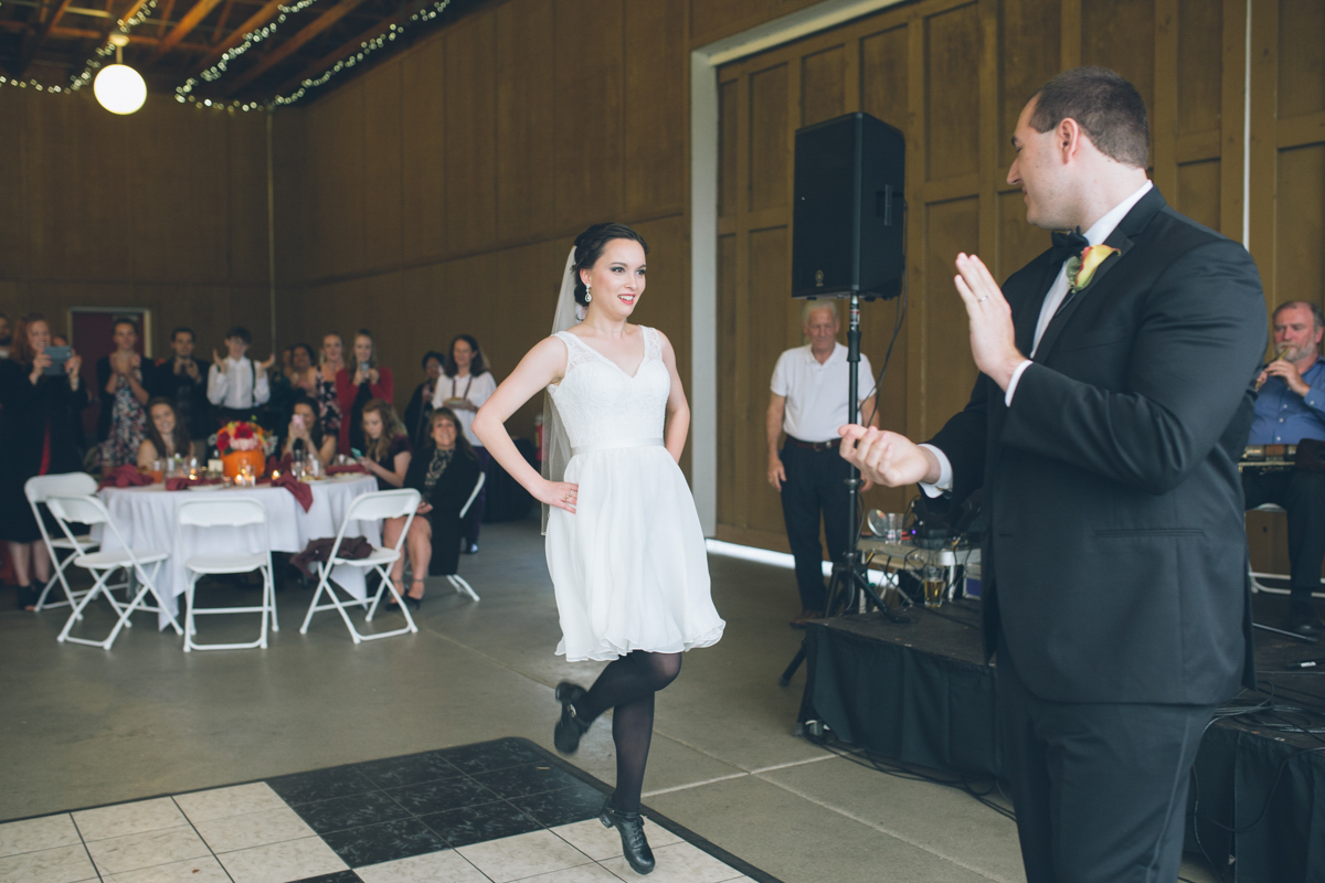 irish dance wedding pictures