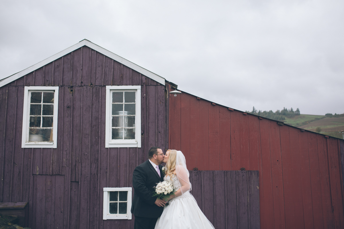 zenith vineyard wedding photos