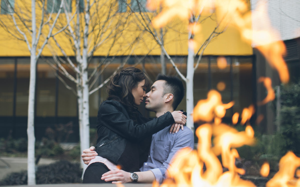 portland engagement photos photographers