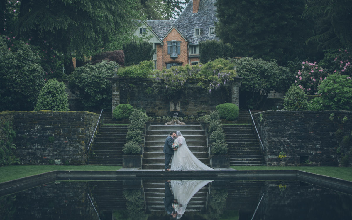lewis clark college portland wedding pdx oregon photographers