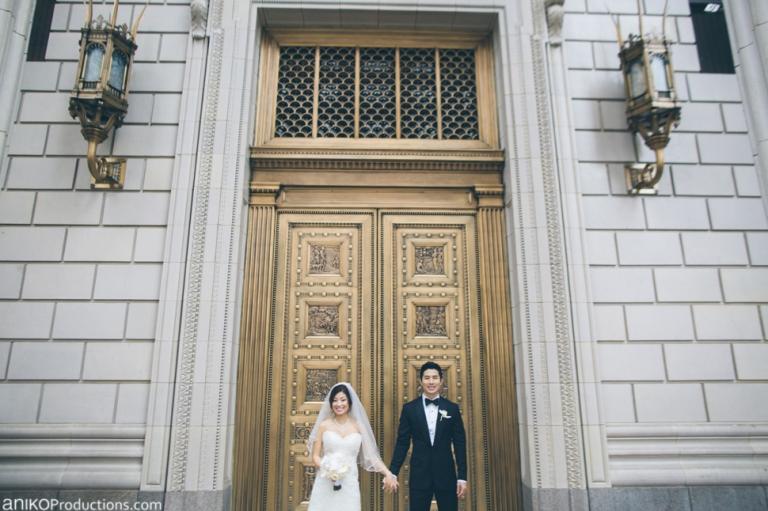 Benson Hotel Wedding Portland A