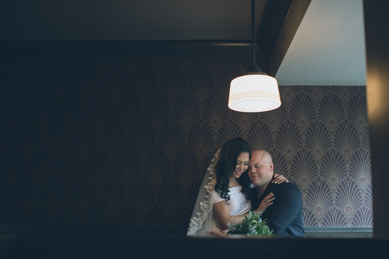 Portland Wedding at Sentinel Hotel (Sneak Peek)   Jeni & Graham