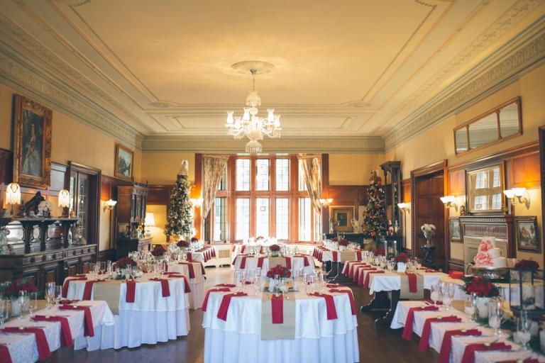 Thornewood Castle Wedding